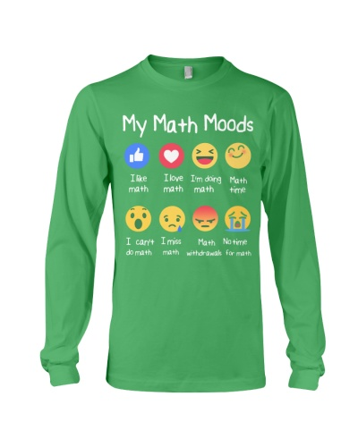 Limited Edition - My Math Moods
