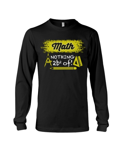 Limited Edition - Math Nothing