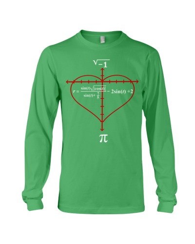 Limited Edition - Math heart