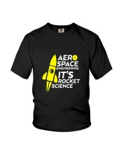 Funny Aerospace Engineering Tshirt Its Rocket  Youth T-Shirt tile