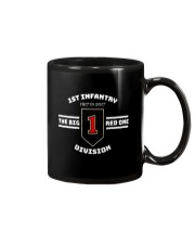 Army 1st Infantry Division Big Red One T Shirt Mug thumbnail