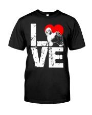Old English Sheepdog Shirt Classic T-Shirt front