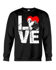 Old English Sheepdog Shirt Crewneck Sweatshirt thumbnail