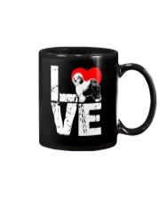 Old English Sheepdog Shirt Mug thumbnail