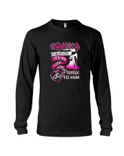 Oilfield Shirts for Wife Life Long Promise Not Long Sleeve Tee thumbnail