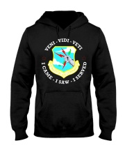 AIR FORCE STRATEGIC AIR COMMAND TSHIRT Hooded Sweatshirt thumbnail