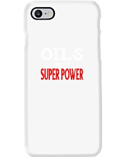 Oils Are My Super Power Essential Oil TShirt Phone Case thumbnail