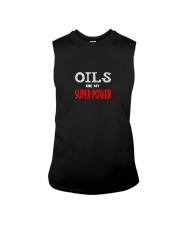 Oils Are My Super Power Essential Oil TShirt Sleeveless Tee thumbnail