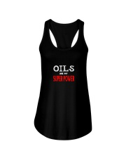 Oils Are My Super Power Essential Oil TShirt Ladies Flowy Tank thumbnail