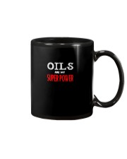 Oils Are My Super Power Essential Oil TShirt Mug thumbnail