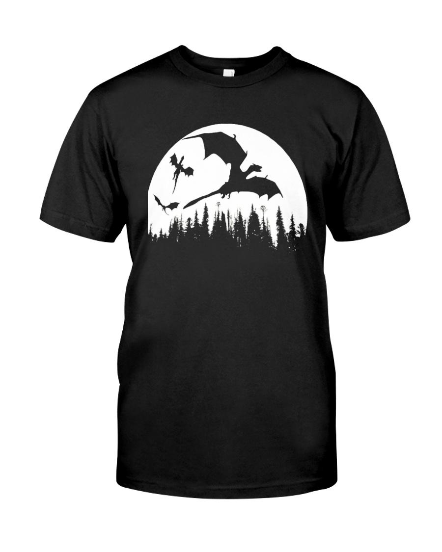 Halloween Dragons TShirt Classic T-Shirt
