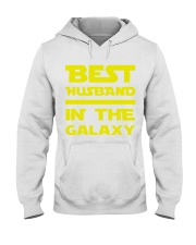 Best Husband In The Galaxy Hooded Sweatshirt thumbnail