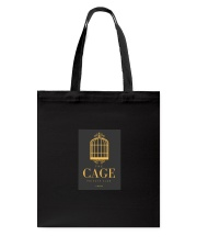Official The Cage Tote Bag Tote Bag back