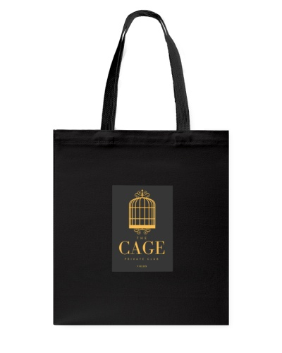Official The Cage Tote Bag