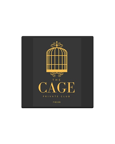 Official The Cage fridge magnet