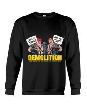 DEMOLITION Crewneck Sweatshirt thumbnail