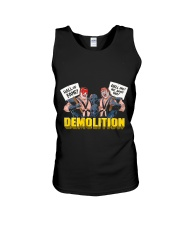 DEMOLITION Unisex Tank thumbnail
