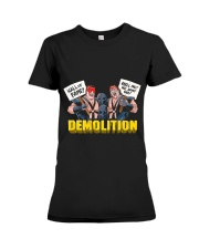 DEMOLITION Premium Fit Ladies Tee thumbnail