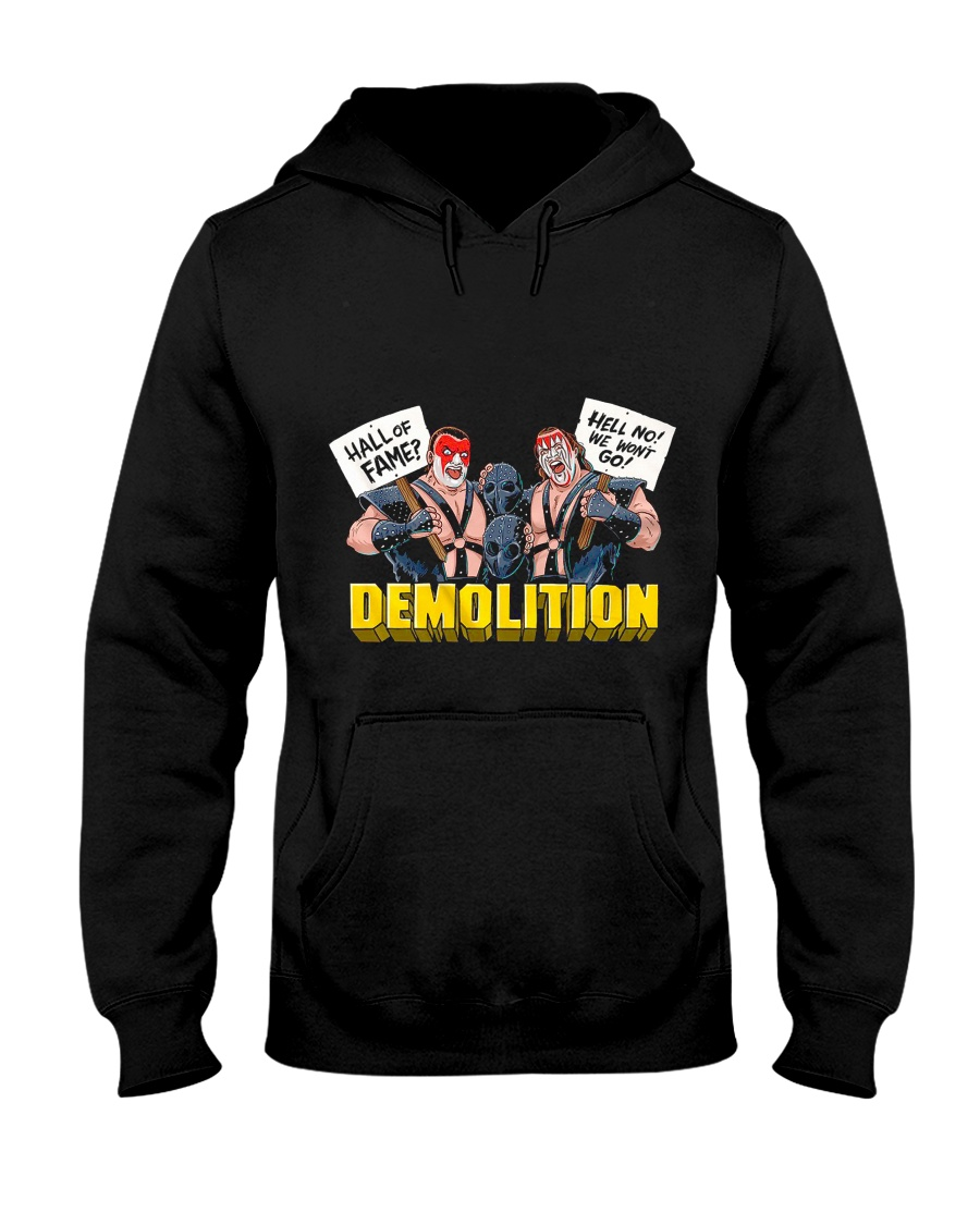 DEMOLITION Hooded Sweatshirt
