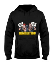 DEMOLITION Hooded Sweatshirt front