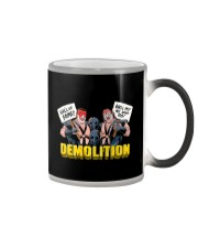 DEMOLITION Color Changing Mug thumbnail