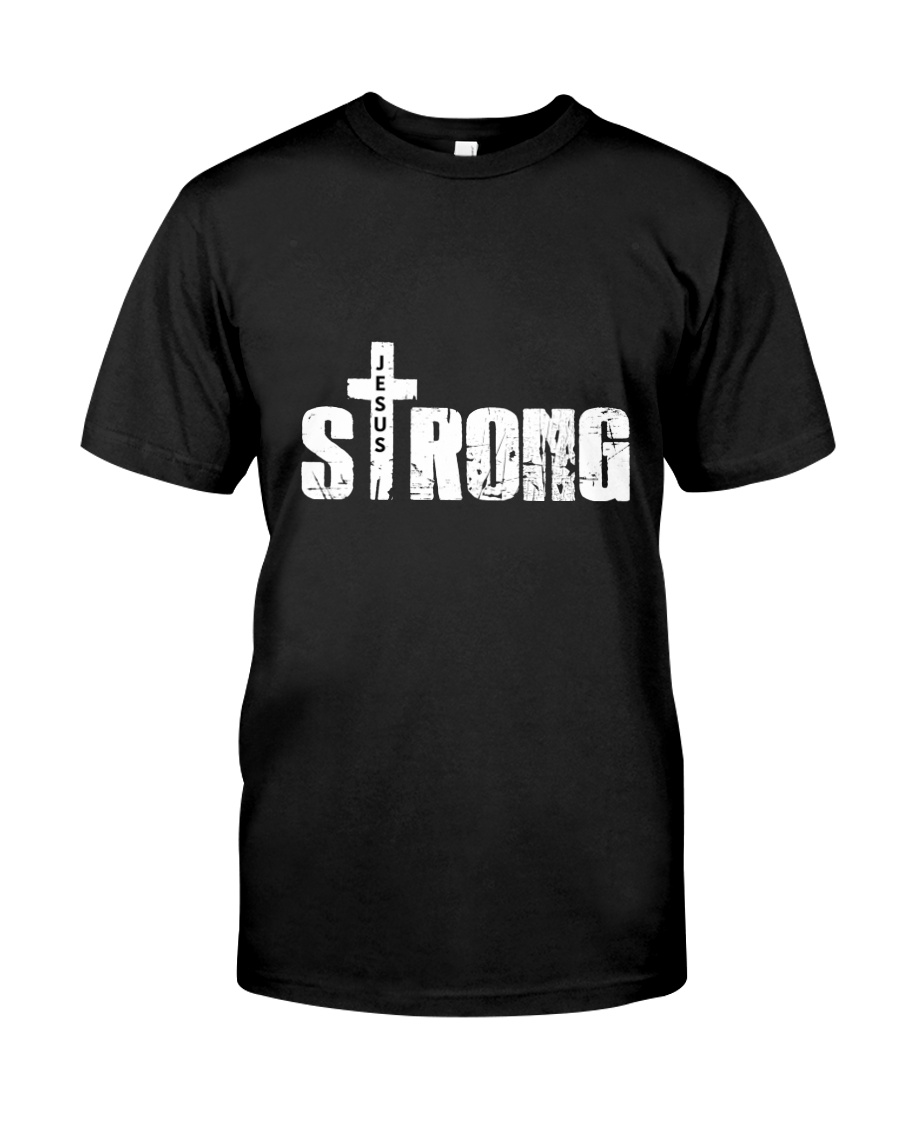 STRONG JESUS