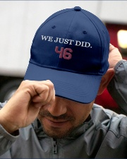 we just did 46 Embroidered Hat garment-embroidery-hat-lifestyle-01