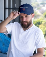 we just did 46 Embroidered Hat garment-embroidery-hat-lifestyle-05