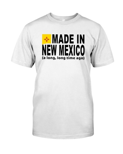 Make In NEW MEXICO A Long Long Time Ago