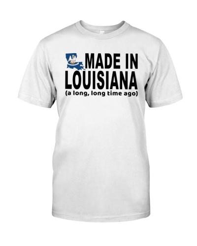 Make In Louisiana A Long Long Time Ago