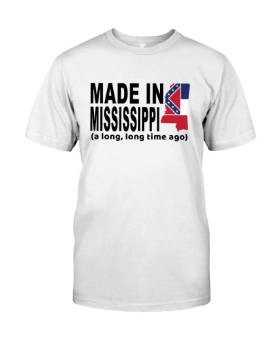 Make In Mississippi A Long Long Time Ago