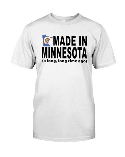 Make In Minnesota A Long Long Time Ago