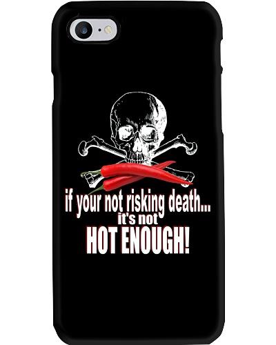 risking death not HOT ENOUGH