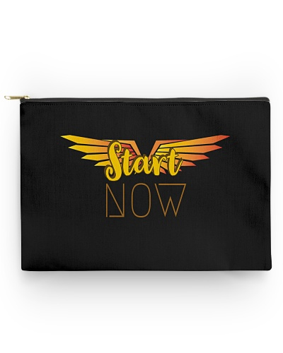 Start Now- Uplifting Motivational Quote