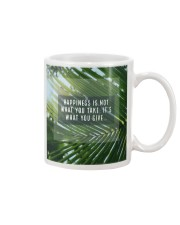 How To Attain Happiness Mug tile