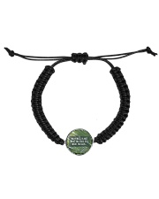 How To Attain Happiness Cord Circle Bracelet thumbnail