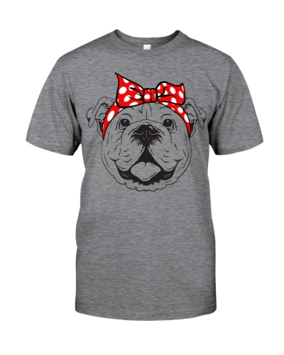 Strong Bulldog Woman 2