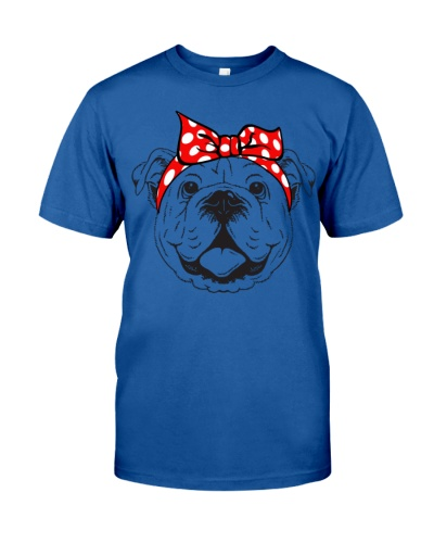 Strong Bulldog Woman 2