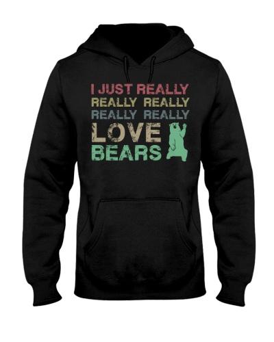 I just really really really love bears