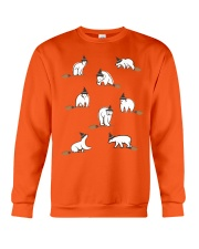 Halloween-Polar Bear Crewneck Sweatshirt thumbnail