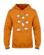 Halloween-Polar Bear Hooded Sweatshirt thumbnail