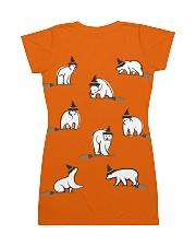 Halloween-Polar Bear All-over Dress back