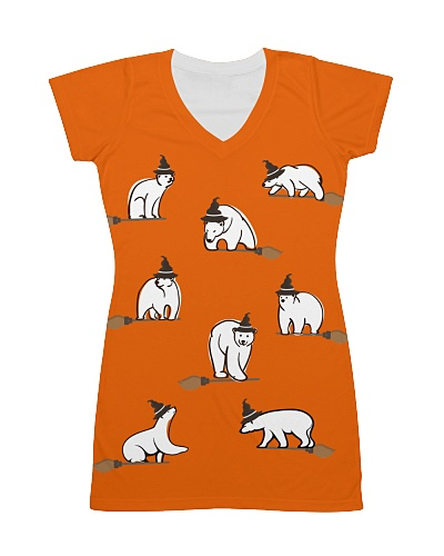 Halloween-Polar Bear