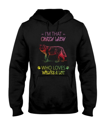 I'M THAT Crazy Lady who loves Wolves a lot