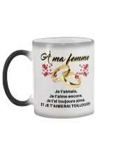 FEMME Color Changing Mug color-changing-left