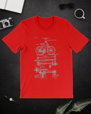 Cycling Lover Classic T-Shirt lifestyle-mens-crewneck-front-16