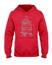 Cycling Lover Hooded Sweatshirt thumbnail