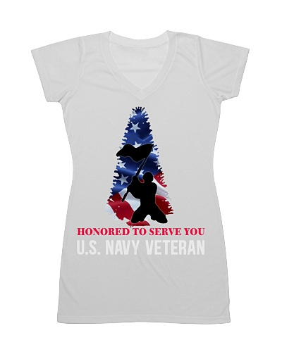 Honored to serve you US Navy Veteran