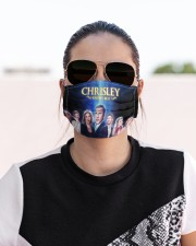 CHRISLEY KNOWS BEST Lovers Cloth face mask aos-face-mask-lifestyle-02