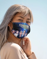 CHRISLEY KNOWS BEST Lovers Cloth face mask aos-face-mask-lifestyle-19